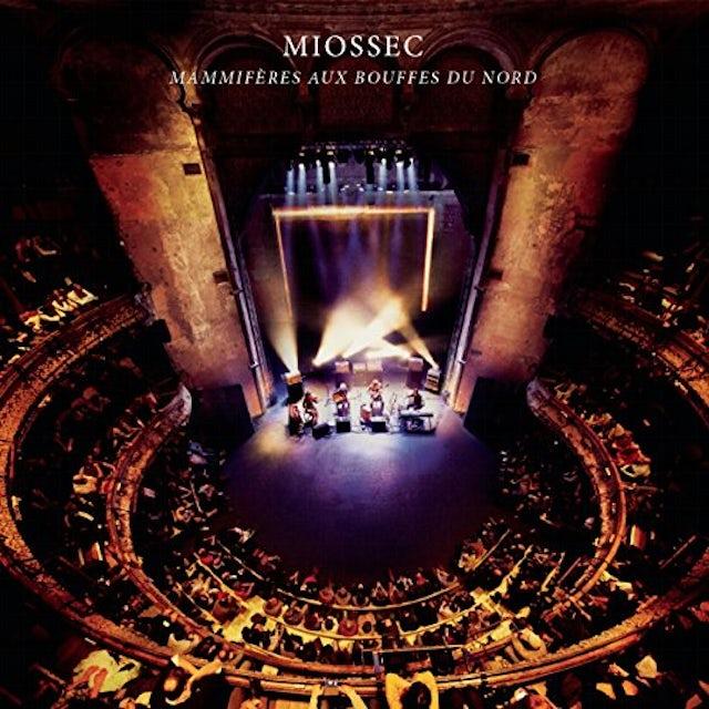 Miossec MAMMIFERES AUX BOUFFES DU NORD CD