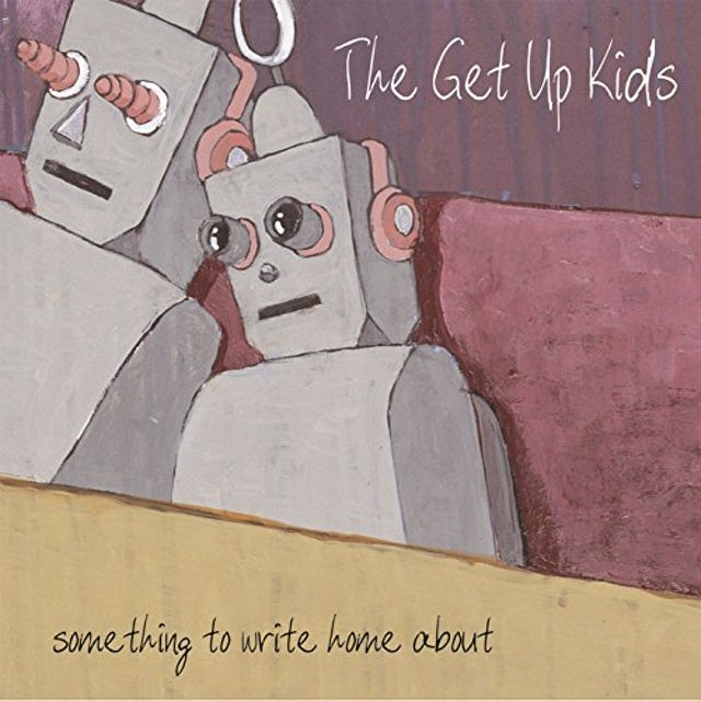 The Get Up Kids SOMETHING TO WRITE HOME ABOUT (10TH ANNIVERSARY) CD