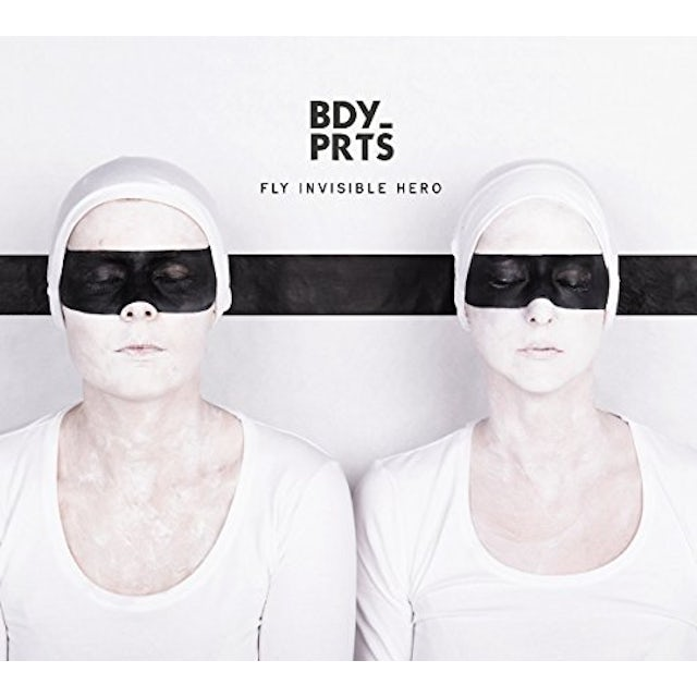 Bdy_Prts FLY INVISIBLE HERO Vinyl Record