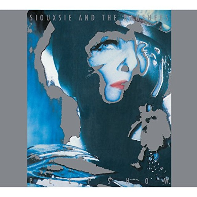 Siouxsie And The Banshees PEEP SHOW CD