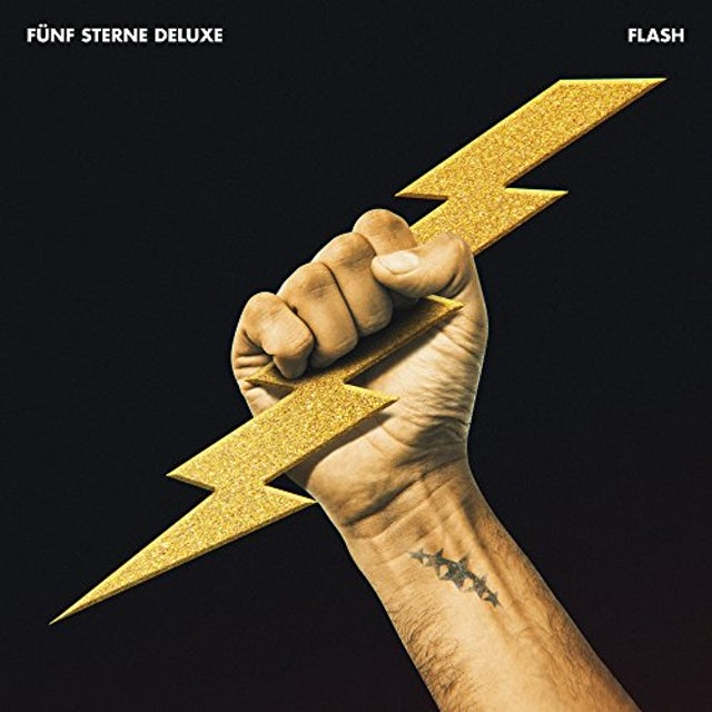 Fuenf Sterne Deluxe FLASH Vinyl Record