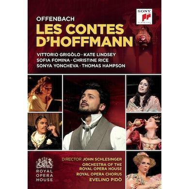 Vittorio Grigolo OFFENBACH: LES CONTES D'HOFFMANN DVD
