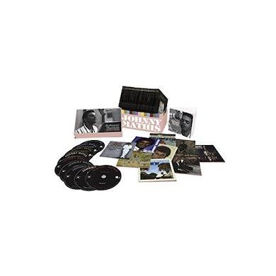 Johnny Mathis VOICE OF ROMANCE: THE COLUMBIA ORIGINAL ALBUM COLL CD