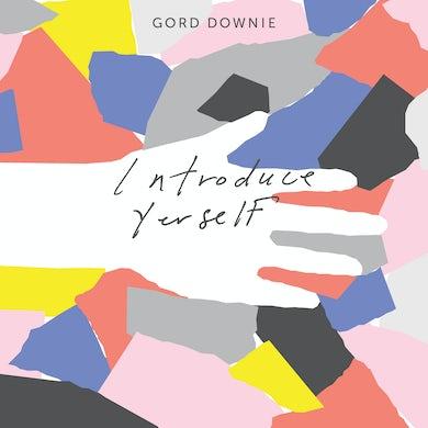 Gord Downie INTRODUCE YERSELF CD