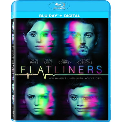 The Flatliners (2017) Blu-ray