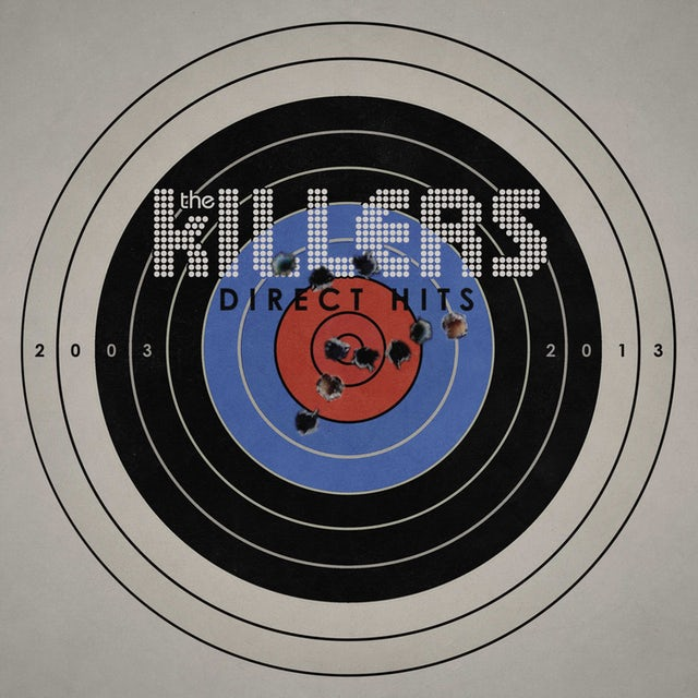 The Killers DIRECT HITS Vinyl Record