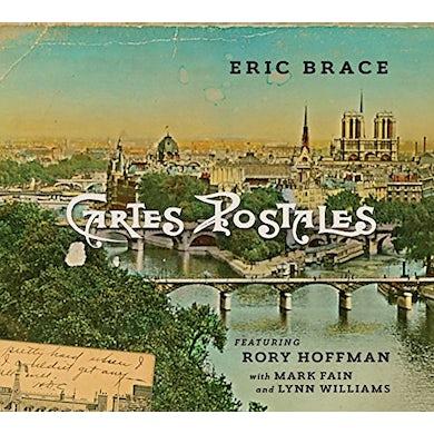 Eric Brace CARTES POSTALES CD