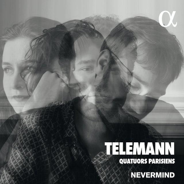 Telemann QUATUORS PARISIENS CD