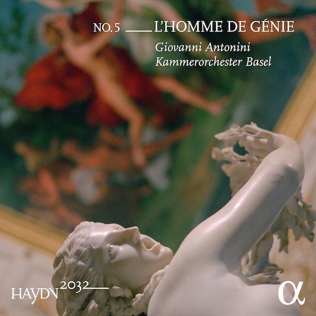Haydn / Antonini L'HOMME DE GENIE CD