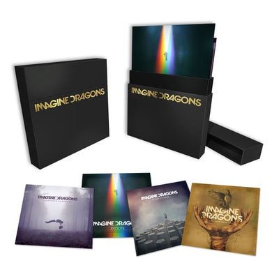 Imagine Dragons Limited Edition - Complete Works Vinyl Collection