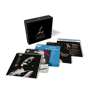 DIVINE MISS DINAH WASHINGTON CD