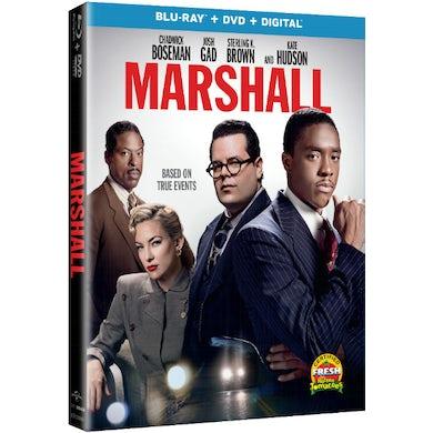 MARSHALL Blu-ray