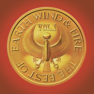 BEST OF Earth, Wind & Fire 1 Vinyl Record