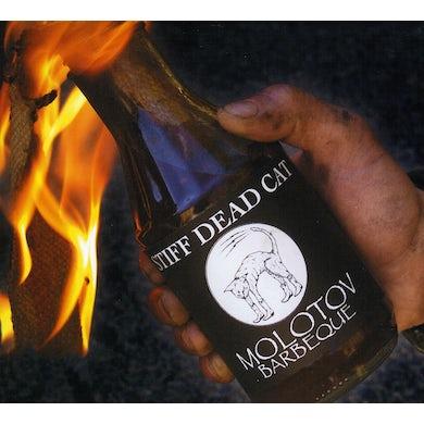 Stiff Dead Cat MOLOTOV BARBEQUE CD