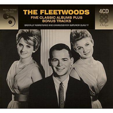 Fleetwoods 5 CLASSIC ALBUMS PLUS CD