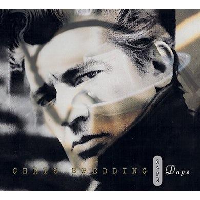Chris Spedding CAFE DAYS CD