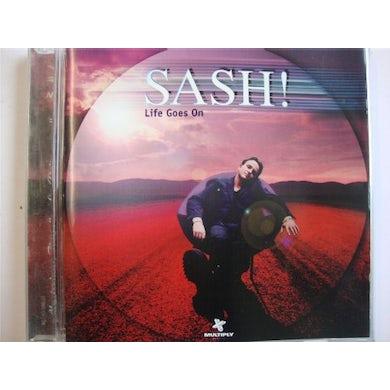 Sash LIFE GOES ON CD