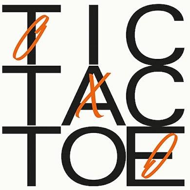 Django Django TIC TAC TOE Vinyl Record