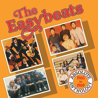 Easybeats ABSOLUTE ANTHOLOGY 1965-1969 Vinyl Record