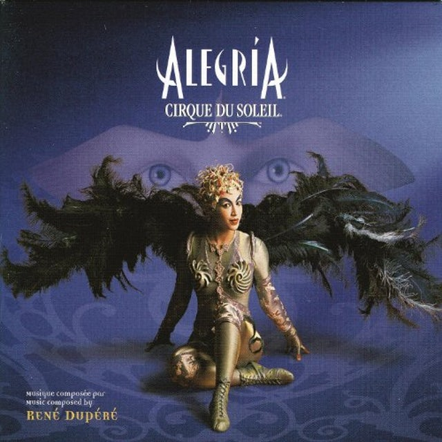 Cirque du Soleil ALEGRIA CD