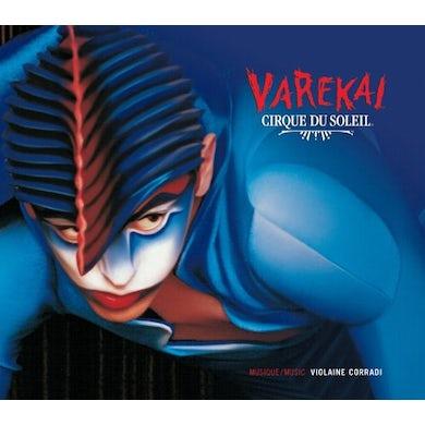 Cirque du Soleil VARAKAI CD