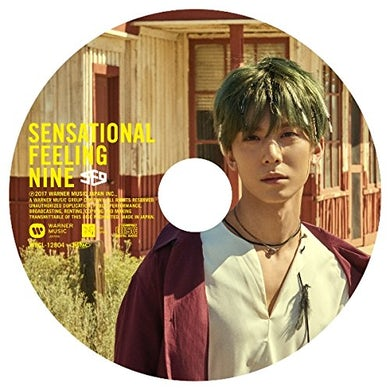SF9 SENSATIONAL FEELING NINE: HWI YOUNG VERSION CD