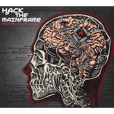 Hack The Mainframe DISORDERS OF CONSCIOUSNESS Vinyl Record