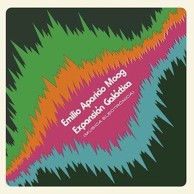 Emilio Aparicio Moog EXPANSION GALACTICA Vinyl Record