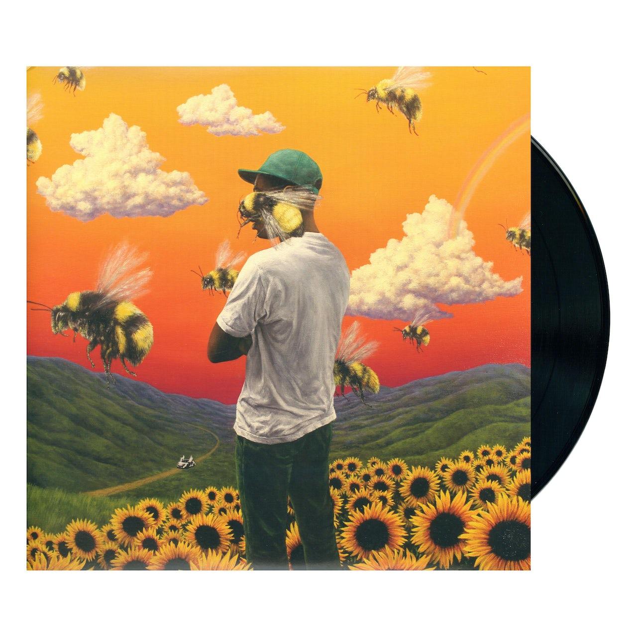 f28928e21199a0 Tyler The Creator. FLOWER BOY Vinyl Record