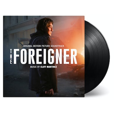 Cliff Martinez FOREIGNER / Original Soundtrack Vinyl Record