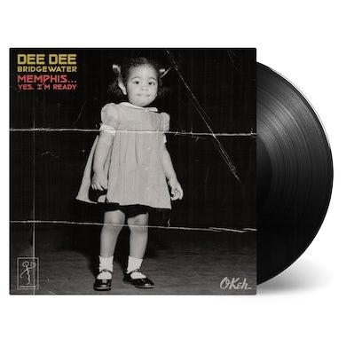 Dee Dee Bridgewater MEMPHIS... YES I'M READY Vinyl Record