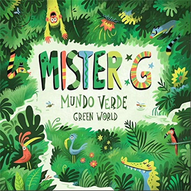 Mister G MUNDO VERDE / GREEN WORLD CD