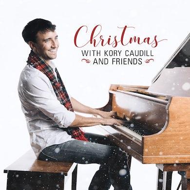 CHRISTMAS WITH KORY CAUDILL & FRIENDS CD