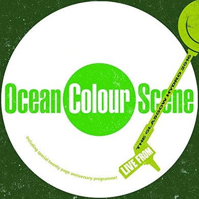 Ocean Colour Scene MOSELEY SHOALS: LIVE AT THE HYDRO Vinyl Record