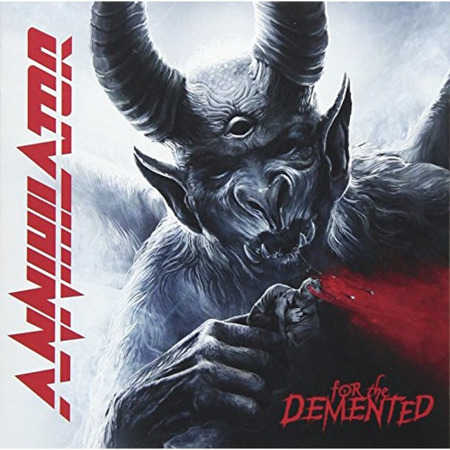 Annihilator FOR THE DEMENTED CD
