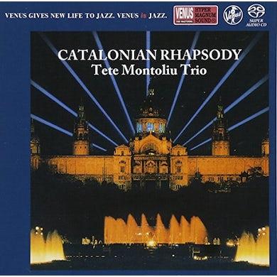 Tete Montoliu CATALONIAN RHAPSODY Super Audio CD