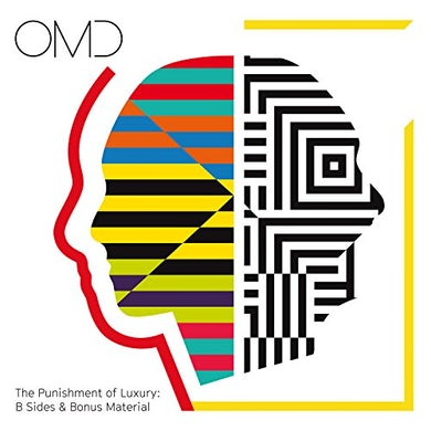 Orchestral Manoeuvres in the Dark PUNISHMENT OF LUXURY: B SIDES & BONUS MATERIAL CD