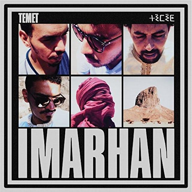 IMARHAN TEMET CD