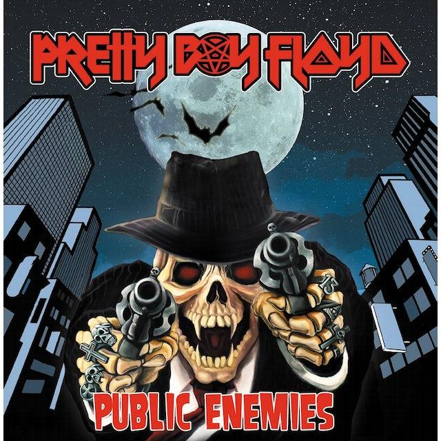 Pretty Boy Floyd PUBLIC ENEMIES Vinyl Record