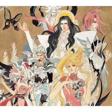 Game Music RE:BIRTH II ROMANCING SAGA BATTLE ARRANGE / Original Soundtrack CD