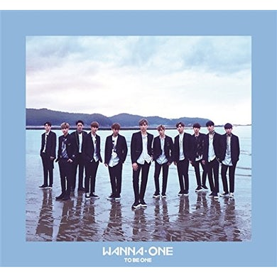 Wanna One 1X1=1 (TO BE ONE): JAPAN EDITION CD