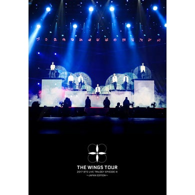 2017 BTS LIVE TRILOGY EPISODE 3 THE WING TOUR Blu-ray