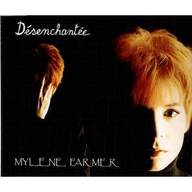 Mylène Farmer DESENCHANTEE MAXI 45 Vinyl Record