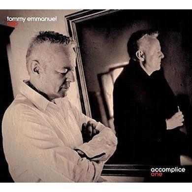 Tommy Emmanuel ACCOMPLICE ONE Vinyl Record