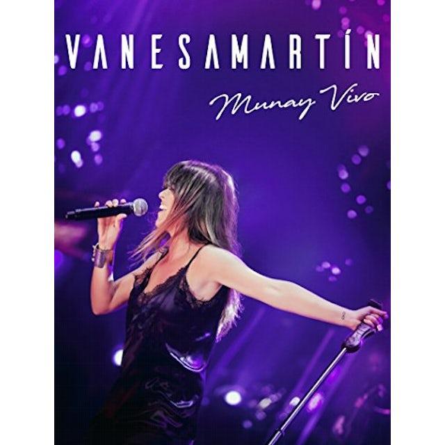 Vanesa Martin MUNAY VIVO CD