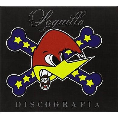 DISCOGRAFIA LOQUILLO CD