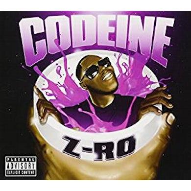 Z-Ro CODEINE CD
