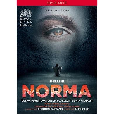 NORMA DVD