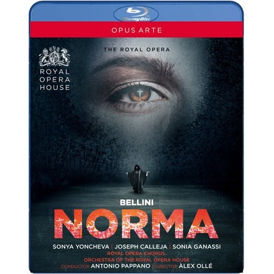NORMA Blu-ray