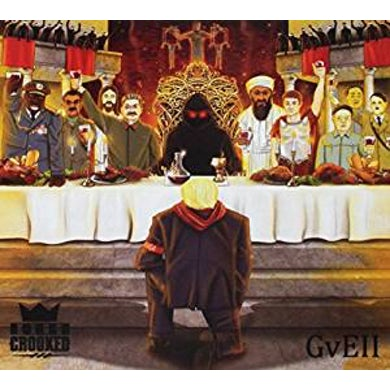 KXNG CROOKED GOOD VS EVIL II: THE RED EMPIRE CD